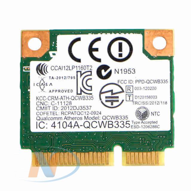 Купить Wi-Fi модуль Qualcomm Atheros QCWB335 Б/У